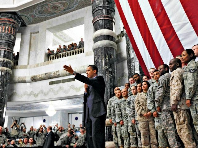 obama-and-troops-baghdad-2009-charles-dharapakap-640x480
